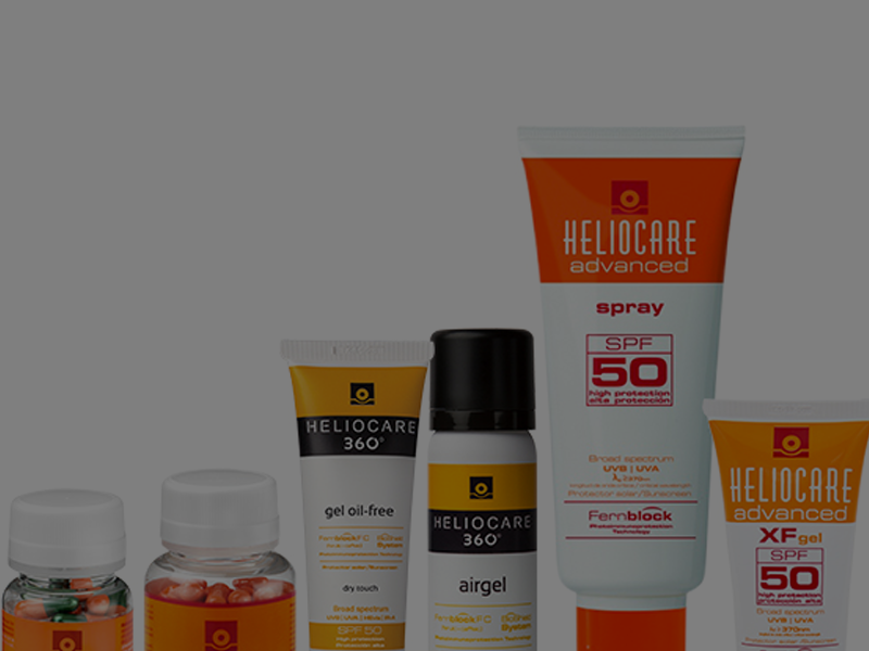 Heliocare Banner