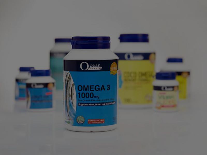 Ocean Health brand